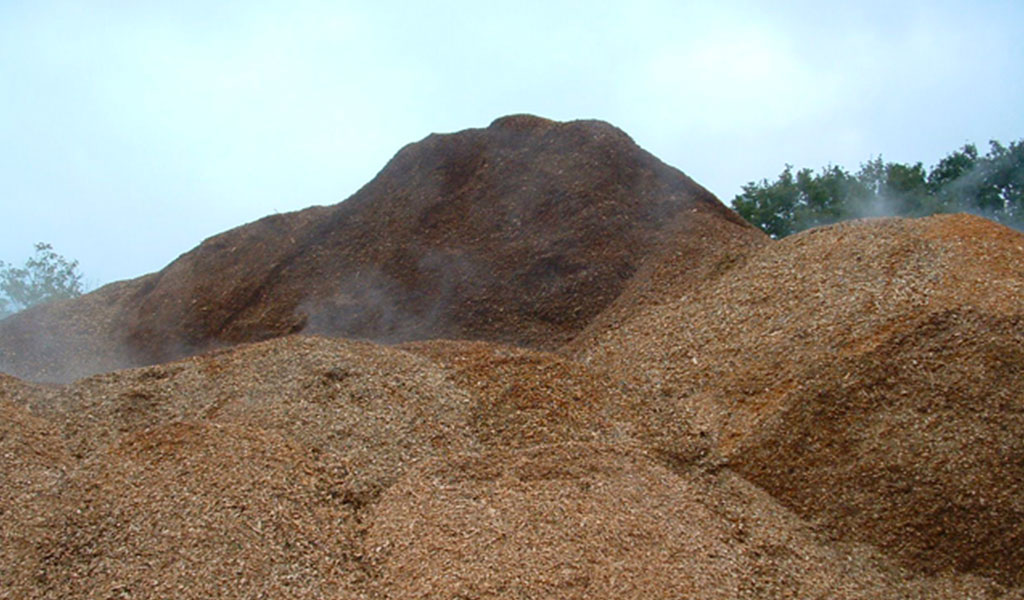 Quality woodchip from Fuelchip