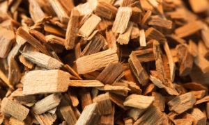 High quality wood chip