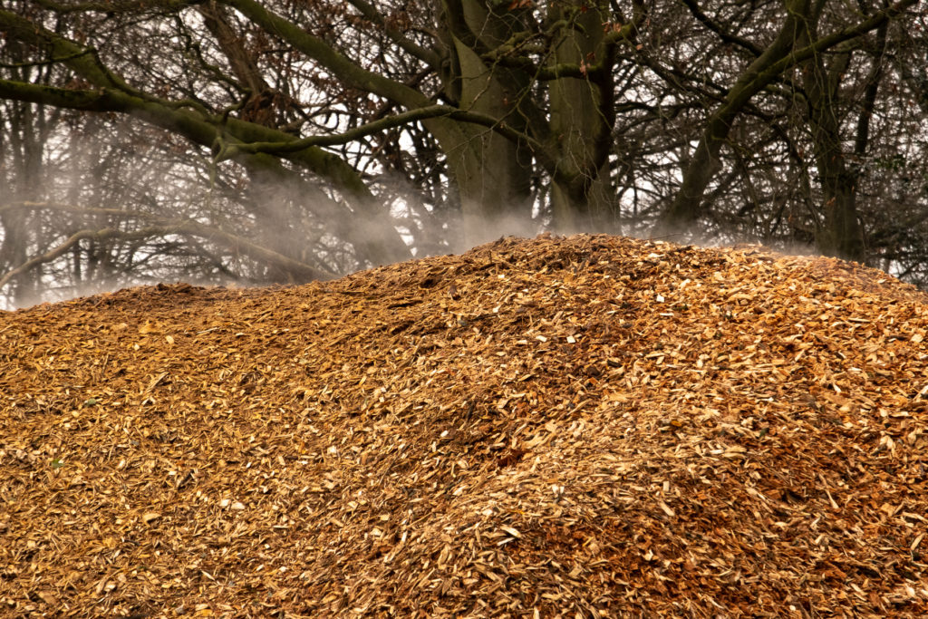 woodchip fuel