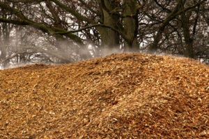 woodchip fuel