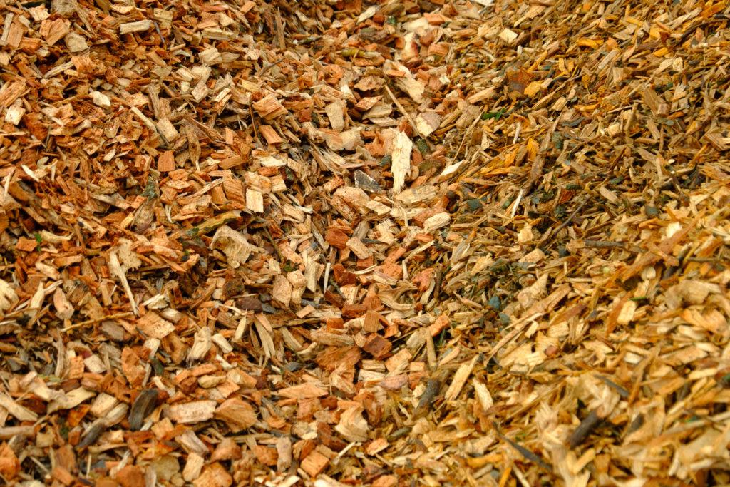 Woodchip detail